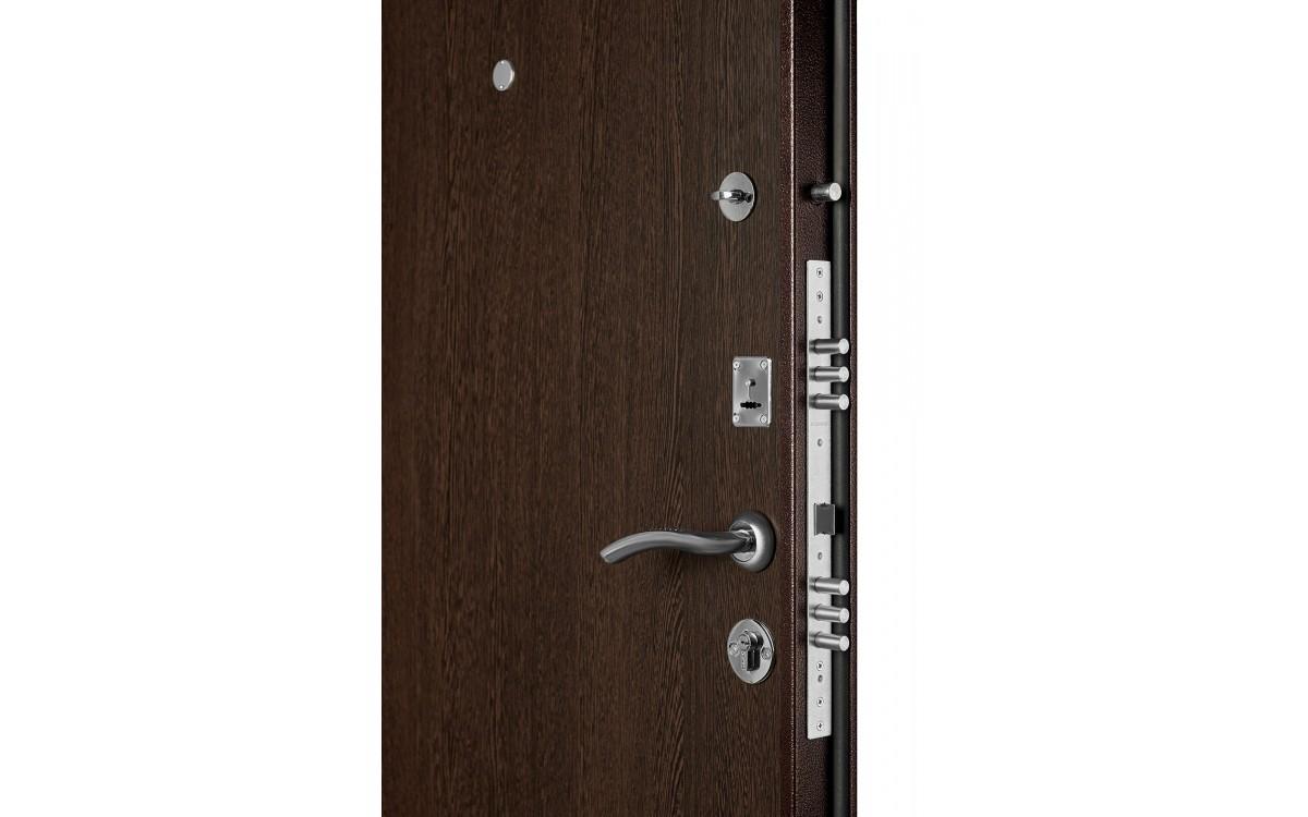Типы наполнения шумоизоляции входной двери
