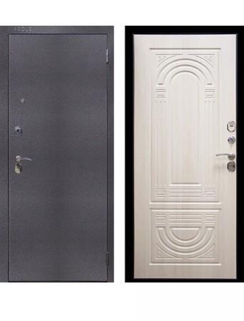 Дверь Аргус Термо Композит Серебро