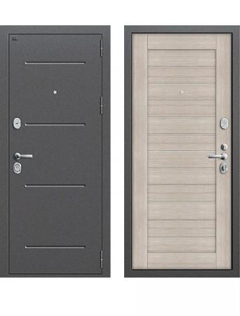 Дверь Groff 221 Антик серебро