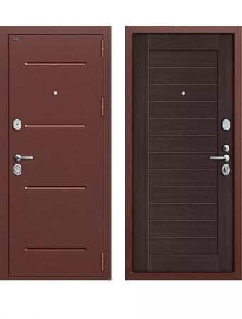 Дверь Groff 221 Антик медь