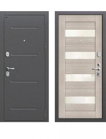 Дверь Groff 223 Антик серебро