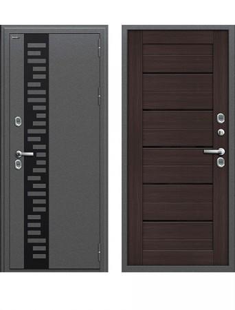 Дверь Термо 222 Венге вералинга