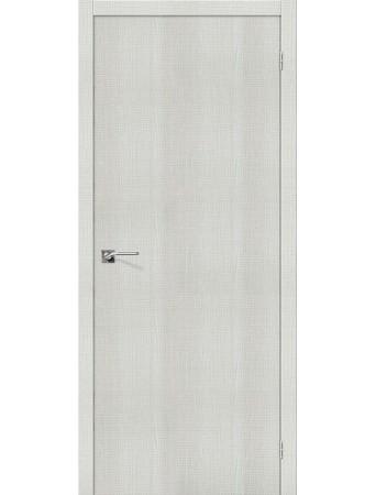Дверь Порта-50 Бьянко Кросскут