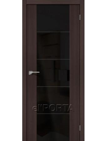 Дверь Ветро Эко V4 Венге Вералинга