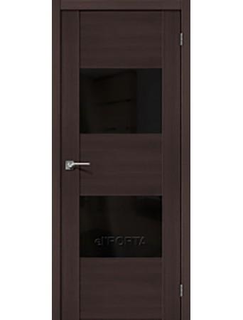Дверь Ветро Эко VG2 Венге Вералинга