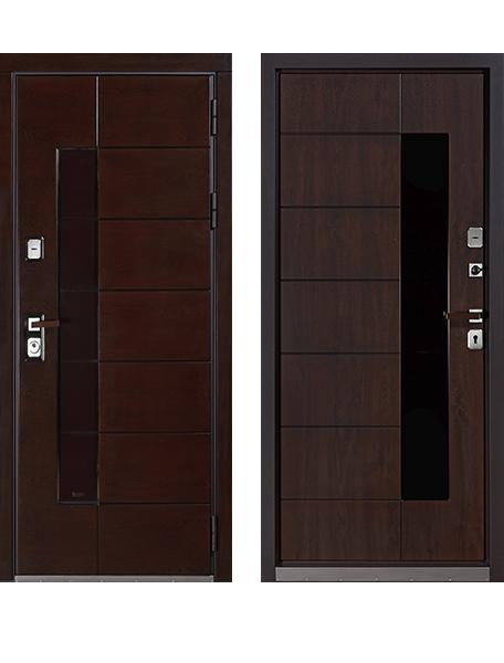Дверь Белуга Асти Браун