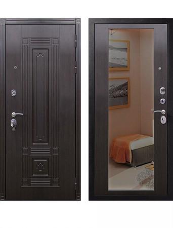 Дверь ЦСД Мадрид Зеркало Венге