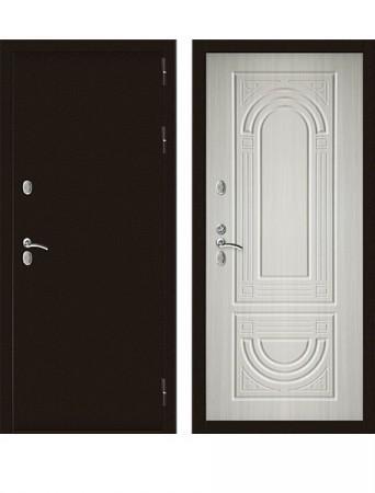 Дверь ЦСД Терморазрыв Беленый дуб