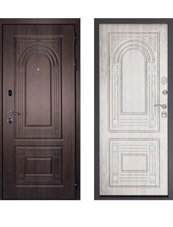 Дверь Дверной Континент Флоренция Беленый дуб