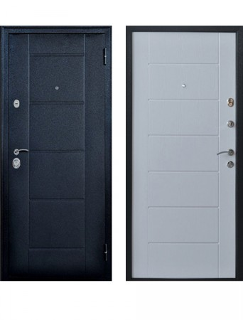 Дверь Дверной Континент Квадро 2 Белое дерево
