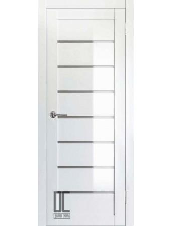 Дверь FORET Линия ПО Белый глянец