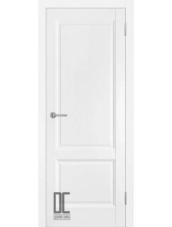 Дверь Лира ПГ White Софт тач