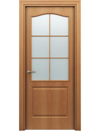 Дверь Бэта ПО Миланский орех