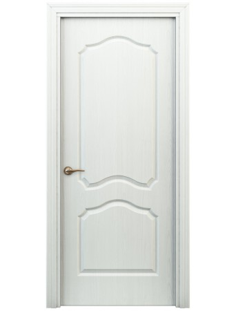 Дверь Гамма ПГ Белая
