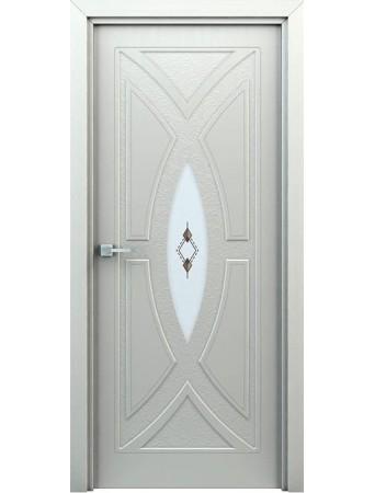 Дверь Тэта ПО Белая