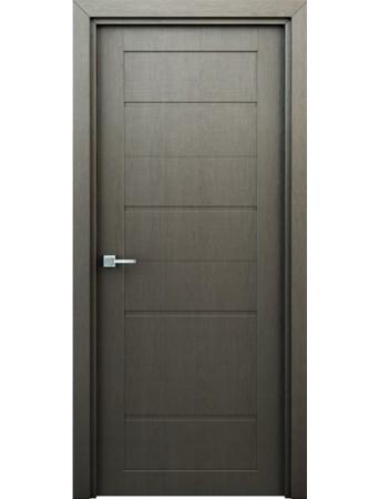 Дверь Дельта ПГ Серый