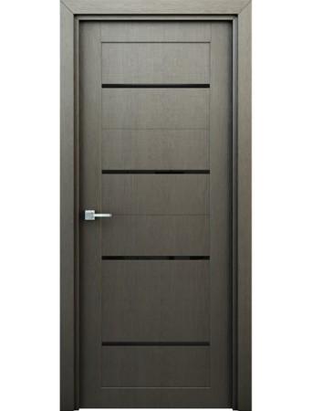 Дверь Дельта ПО Серый