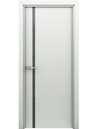 Дверь Йота ПО Белая