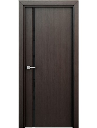 Дверь Йота ПО Венге