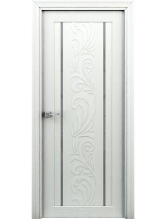 Дверь Омега ПО Белая