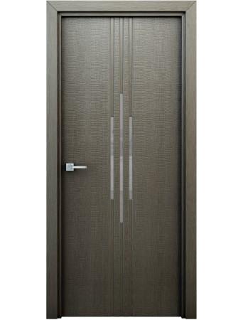 Дверь Омикрон ПО Серая