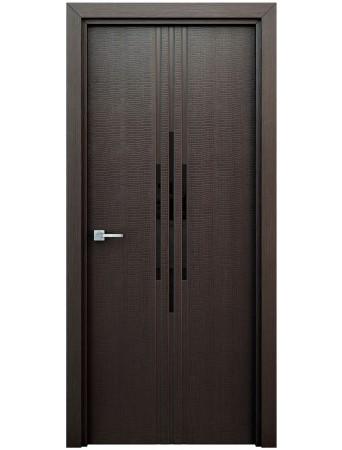 Дверь Омикрон ПО Венге