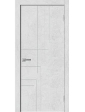 Дверь GEO-3 Бетон снежный