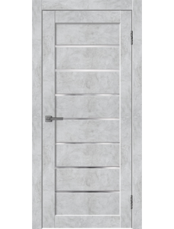 Дверь Х-22 Бетон снежный