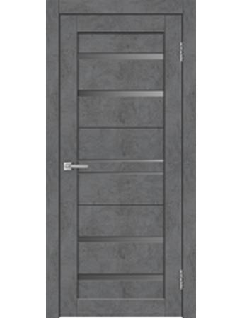 Дверь Х-23 Бетон графит