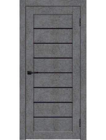 Дверь Х-24 Бетон графит