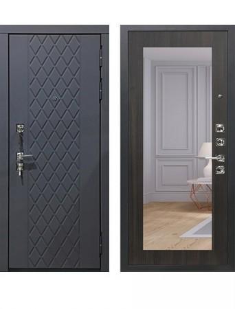 Дверь Гарда S18 Зеркало Венге