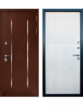Дверь Гарда Изотерма Медный антик
