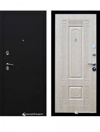 Дверь Гарда S10 Черный муар