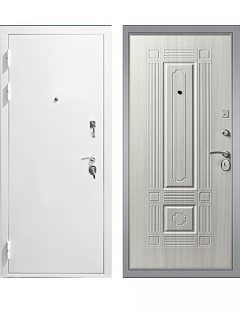 Дверь Гарда S12 Белая
