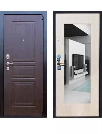 Дверь Гарда S5 Беленый дуб