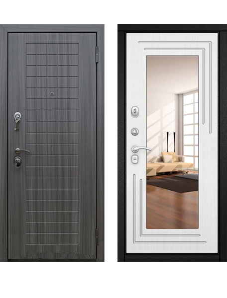 Дверь Гарда S7 Зеркало