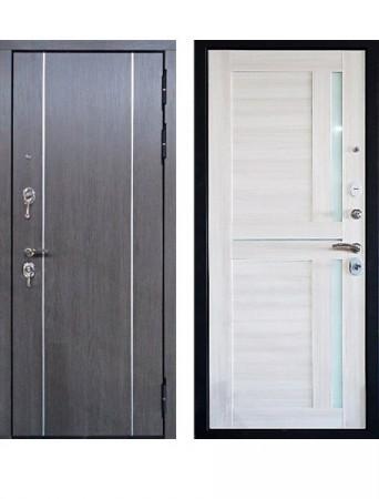 Дверь Гарда S9 Белый дуб