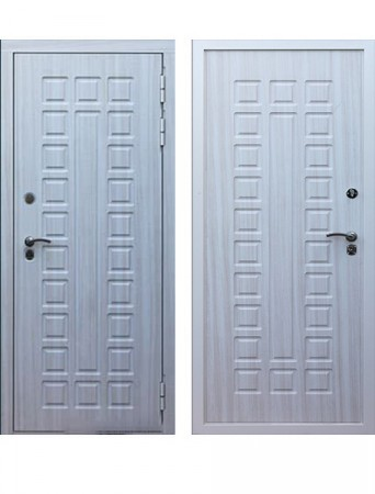Дверь Кондор Х4 Белый дуб