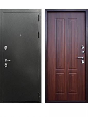 Дверь Кондор Терморазрыв Серебро Орех
