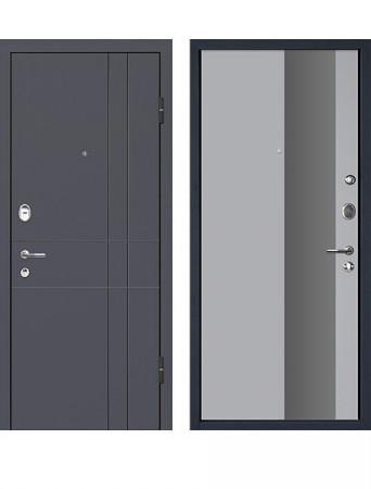 Дверь МеталЮр М16 Манхэттен