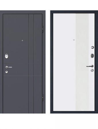 Дверь МеталЮр М16 Аляска
