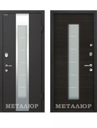 Дверь МеталЮр М35 эковенге