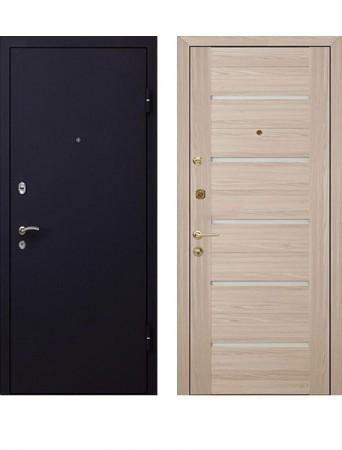 Дверь МеталЮр М41 капучино