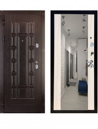 Дверь Сударь МД 38 Зеркало