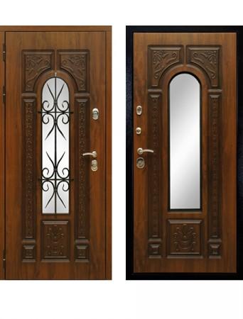 Дверь Сударь Рим + ковка