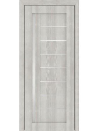 Дверь М09 Дуб Неаполь серый