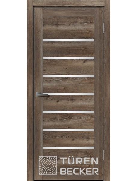 Дверь Мета Дуб табак 12.0.15