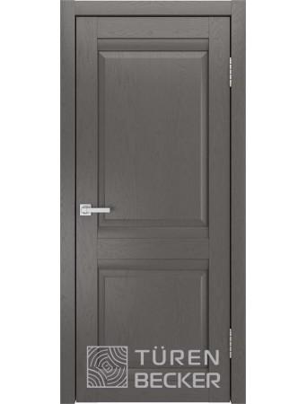 Дверь S8 ПГ Ясень графит