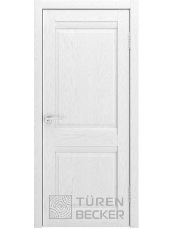 Дверь S8 ПГ Ясень белый