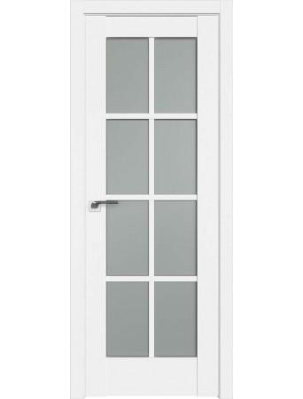 Дверь 101U ПО Белый матовый
